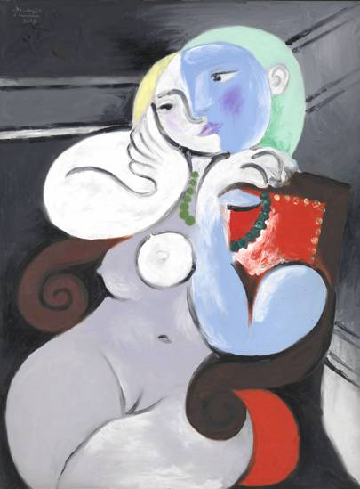 Picasso 1932 - Love, Fame, Tragedy.