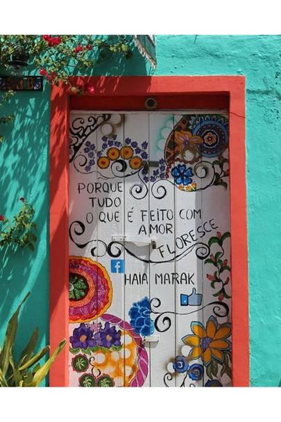 Flower Door Brazil - Door J'adore