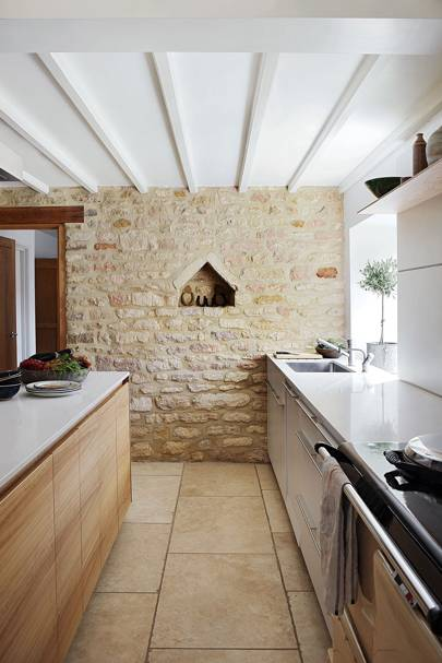 Kitchen - Cotswolds Barn