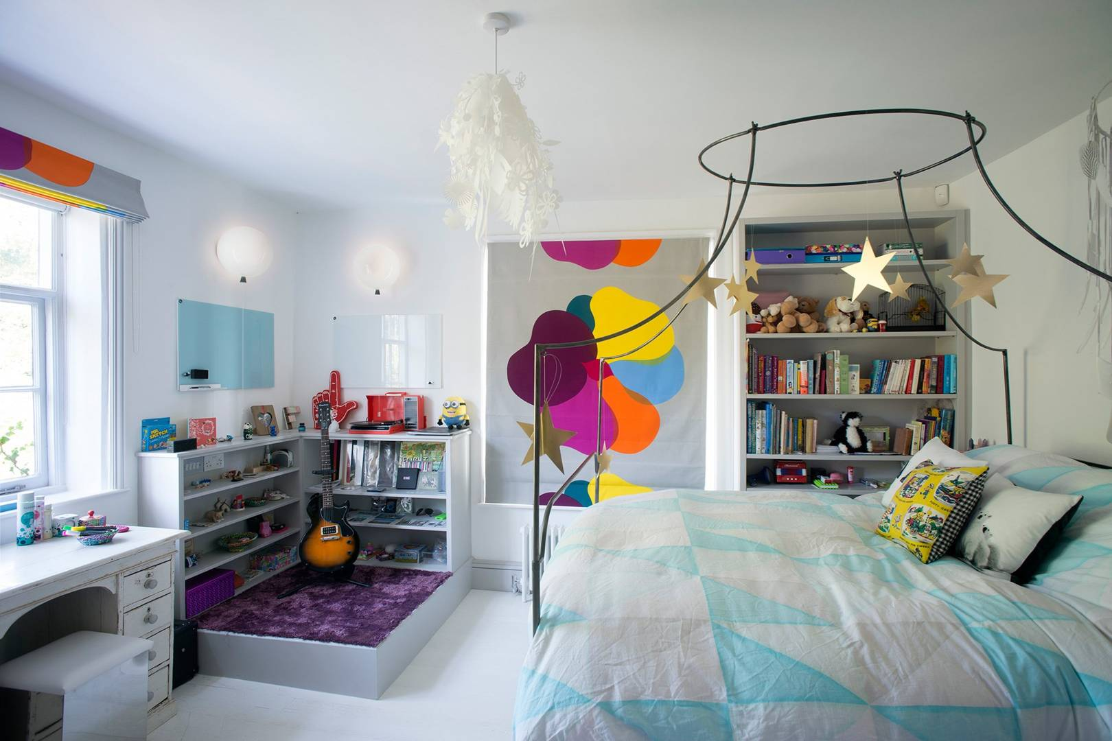 The Best Blinds & Curtains For Children's Bedrooms