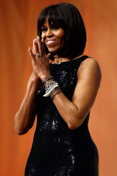First Lady Fringe