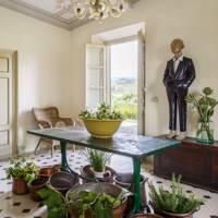 A villa in Tuscany, p86