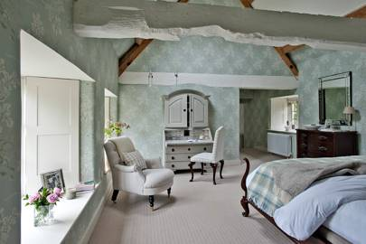 Dorset Manor Bedroom - Emma Sims Hilditch