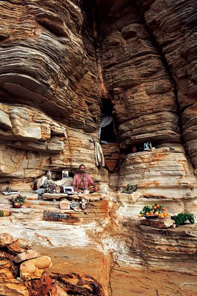 Punta Galera Cave