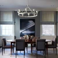 Dining Room - Modern Park Avenue Apartment