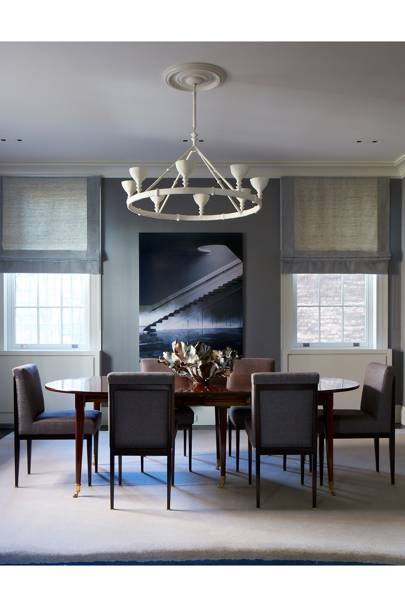 Dining Room - Modern Park Avenue Apartment