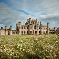 Lowther Castle Gardens, page 118