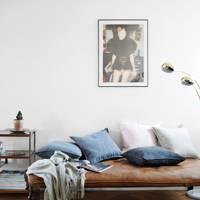 Living Room Sofa - Scandinavian Home of Pernille Teisbaek