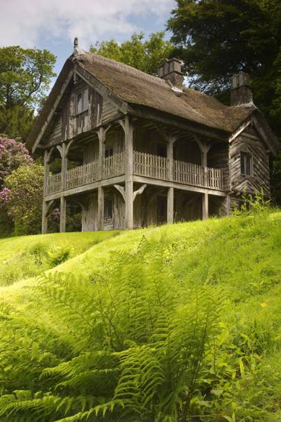 Swiss Cottage, Endsleigh