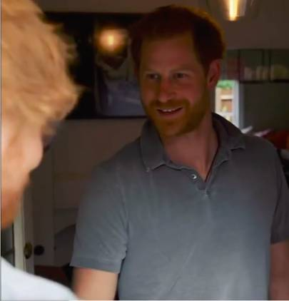 The Duke and Duchess of Sussex to reveal a tantalising glimpse of their home