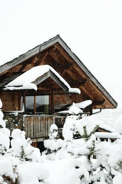 Chalet Exterior - Belgian Family Home & Alps Chalet