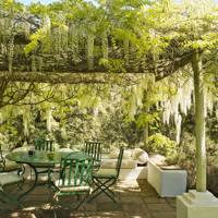 Create a Pergola For Secluded Seating