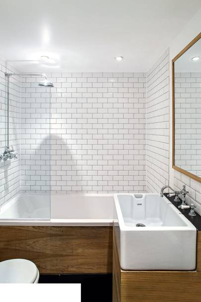 Ideas For A Very Small Bathroom. Supersize Sink Tiny Bathroom Ideas  Interior Design for Small Spaces