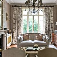 London Townhouse Living Room - Emma Sims Hilditch