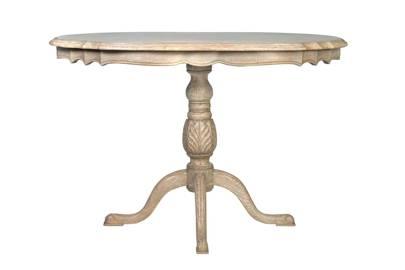 Acanthus Pedestal Table