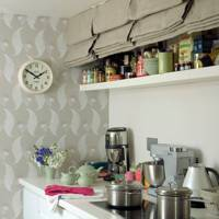 Re-Use Roman Blinds