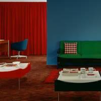 Block colours, 1967