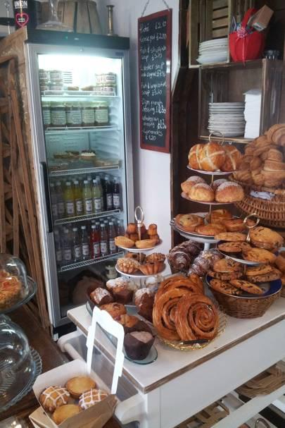 Swedish Breakfast at Le Deli Corner