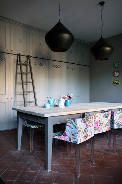 Kitchen - Somerset Country House