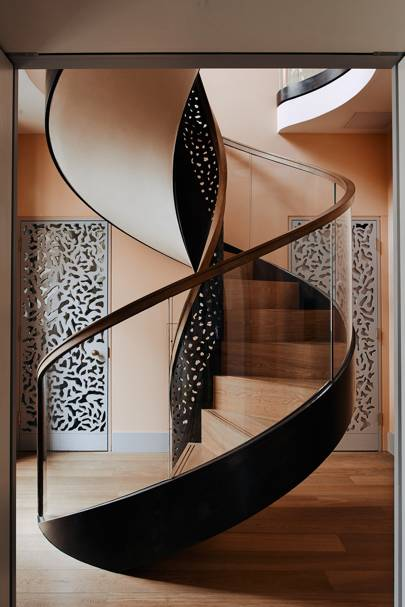 Staircase - At Home: Maddux Creative London House