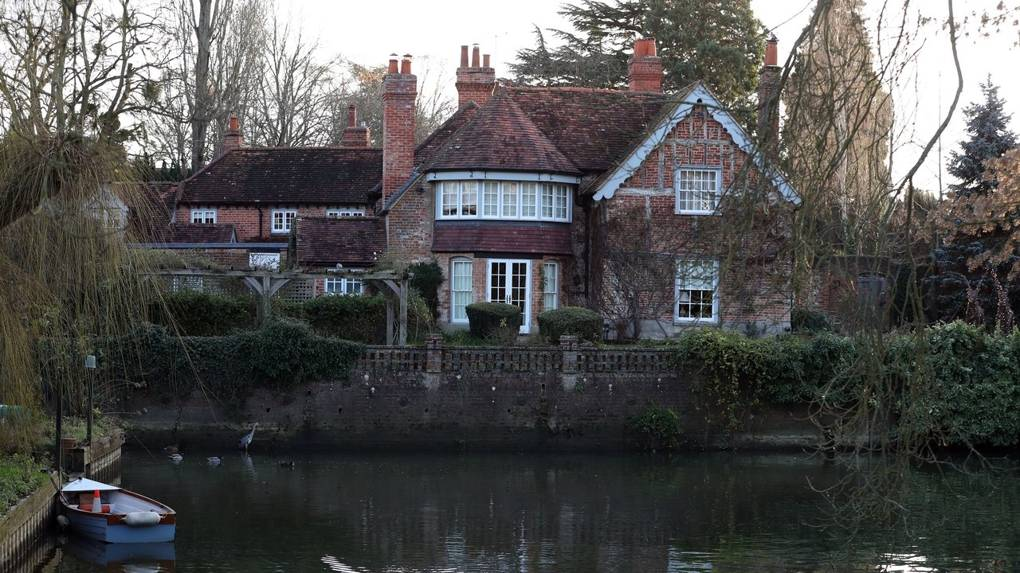 George Michael's former home sells for £3.4 million