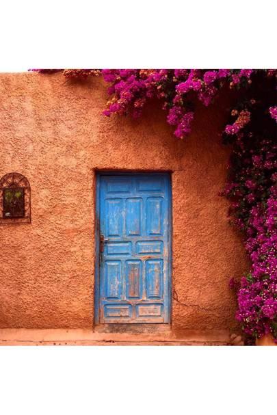 Morocco Door - Door J'adore