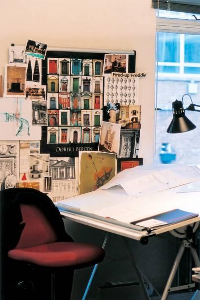 Personal Office - Nicholas Haslam