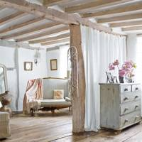 Harriet Anstruther's Sussex farmhouse - Real HomesDressing Area - Sussex farmhouse - Real Homes