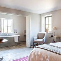 En Suite Bedroom - Country Barn Conversion