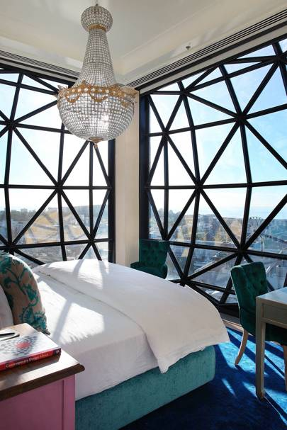 A Royal Suite at The Silo in Cape Town, page 66