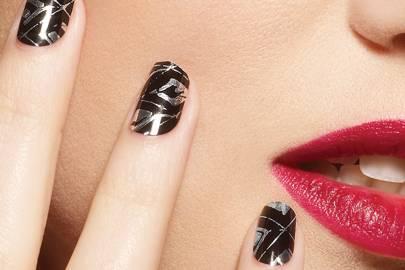 23 November: Nail Art Sticker in Geometric, £5