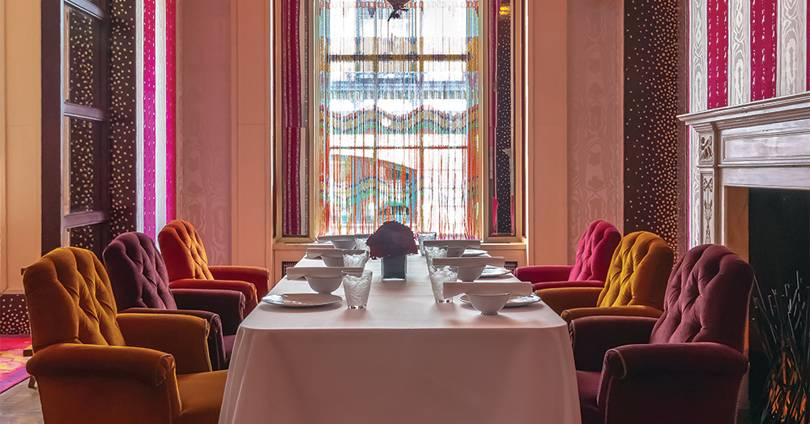 London restaurant sketch opens a new private dining room named after Millicent Fawcett
