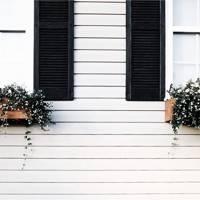 Handmade Wooden Window Boxes
