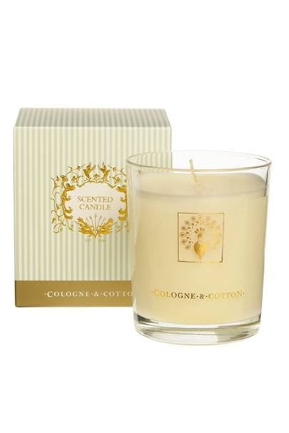 December 2: Cologne & Cotton Winter Palace Candle, £20