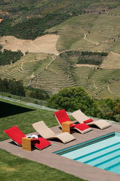 Vineyard House, Portugal