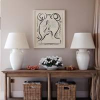 Kitchen Artwork - An Elegant House in Surrey