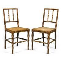 Bobbin chairs