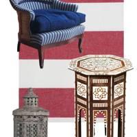 L'Hotel Marrakech Style Furnishings