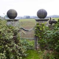 Garden Gate - Bunny Guinness' Cambridgeshire Garden