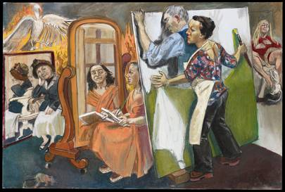 Paula Rego: Obedience and Defiance, until April 19