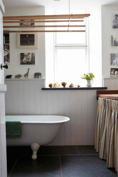 Free Standing Bath - Somerset Chapel Conversion