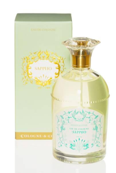 December 26: Cologne & Cotton Sappho Eau de Cologne, 150ml, £38