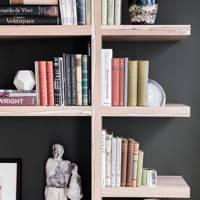 Bookshelves - Sophie Ashby - Modern Flat