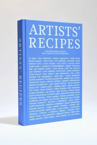 Artists' Recipes