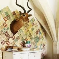 Tiled Bedroom Corner
