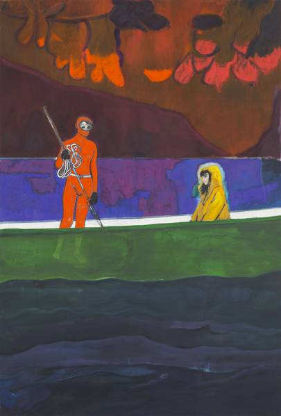 Peter Doig, until November 16