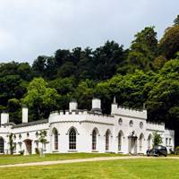 Luggala - Exterior