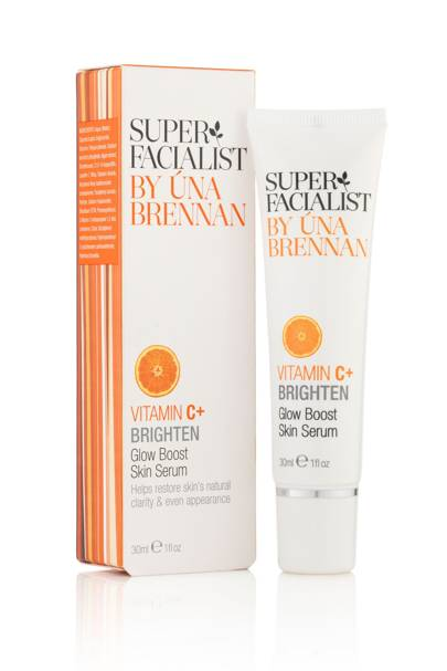 21 December: Vitamin C+ Brighten Glow Boost Skin Serum, £15.99