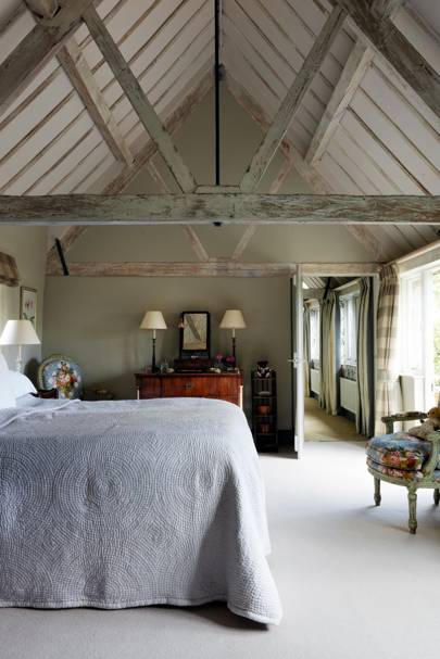 Cotswolds Grey Bedroom