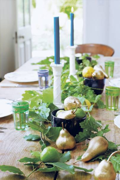DIY Table Decorations